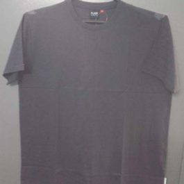 1. Mens T-shirt Round Neck - solid dyed