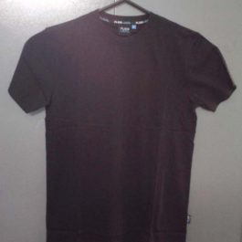 3. Mens T-shirt Round Neck - solid dyed